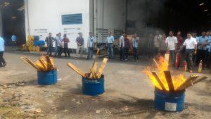 Training Pemadam Kebakaran / Damkar