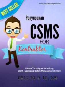 CSMS Kontraktor