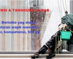 Penanggung jawab SMK3